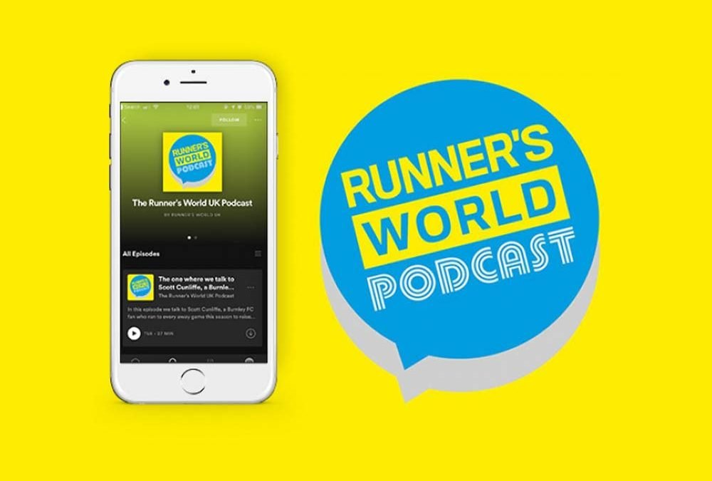 Podcast – Coach London and Runner's World UK
