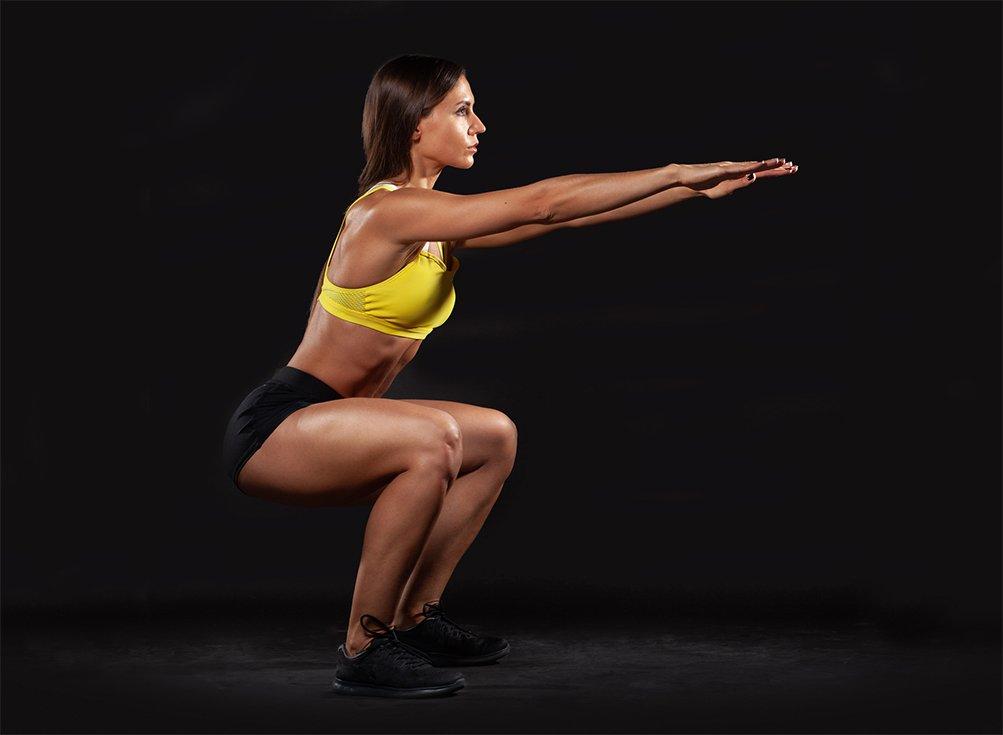 Improve Your Squats